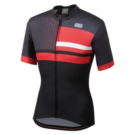 Sportful TEAM 2.0 DRIFT black - Cycling jersey
