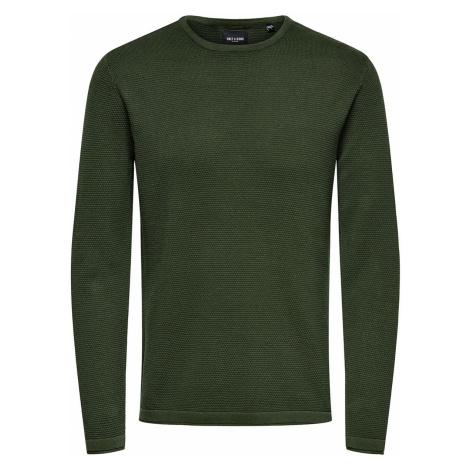 ONLY and SONS Panter Life Sweatshirt olive Only & Sons