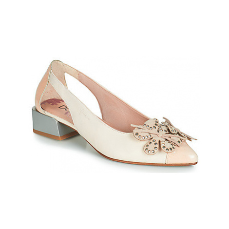 Dorking 7834 women's Court Shoes in Pink