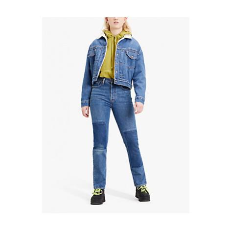 Levi's Heritage Sherpa Jacket, Blue Levi´s
