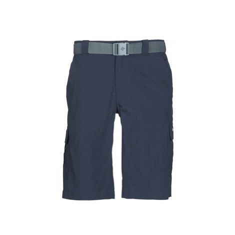 Columbia SILVER RIDGE II CARGO SHORT men's Shorts in Blue