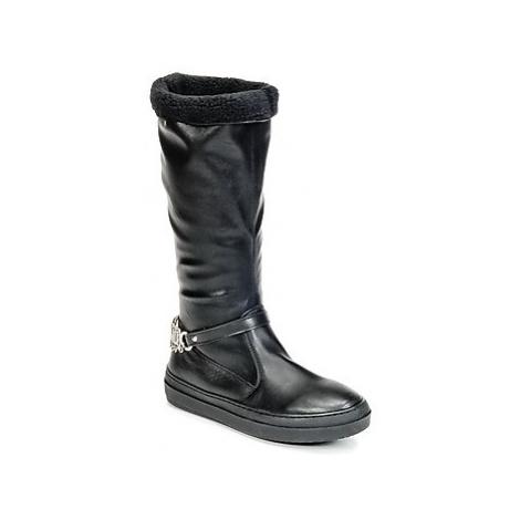 Love Moschino JOLILI women's High Boots in Black