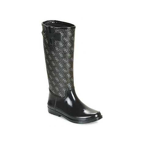 Guess EBERTO women's High Boots in Black
