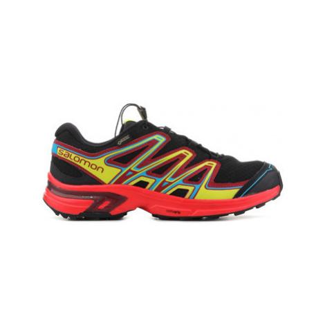 Salomon Wings Flyte 2 GTX 398482 men's Shoes (Trainers) in Multicolour