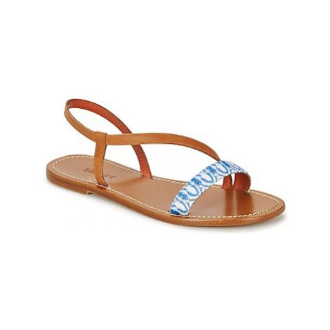 Missoni XM034 women's Sandals in Brown