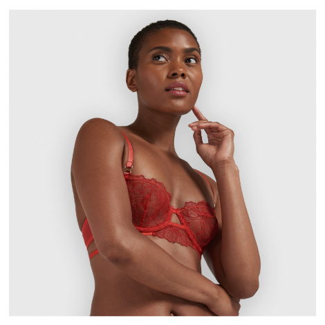 Vienna Bra Red Bluebella