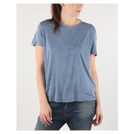Diesel Moriplaque T-shirt Blue