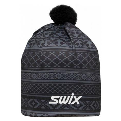 Swix MYRENE black - Women's sports headband