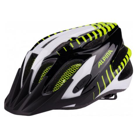 Alpina Sports FB JR. 2.0 black - Children's cycling helmet