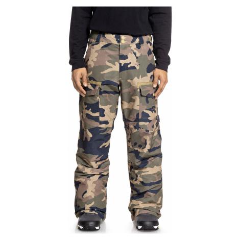 pants DC Code - CJZ6/Olive Night Mens Vintage Camo - men´s