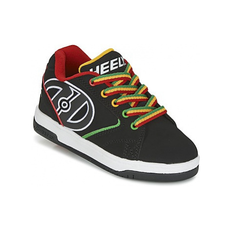Heelys PROPEL 2.0 boys's Children's Roller shoes in Black