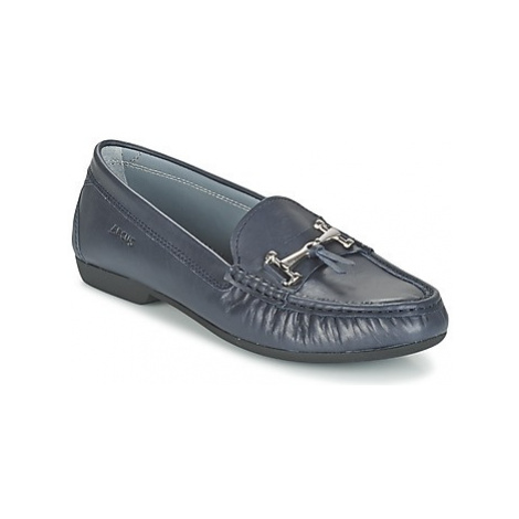 Arcus PERDOL women's Loafers / Casual Shoes in Blue