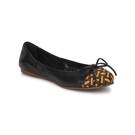 Stéphane Kelian WALLY women's Shoes (Pumps / Ballerinas) in Black