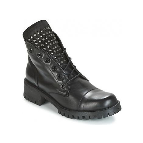 Sweet Lemon PALONE women's Mid Boots in Black