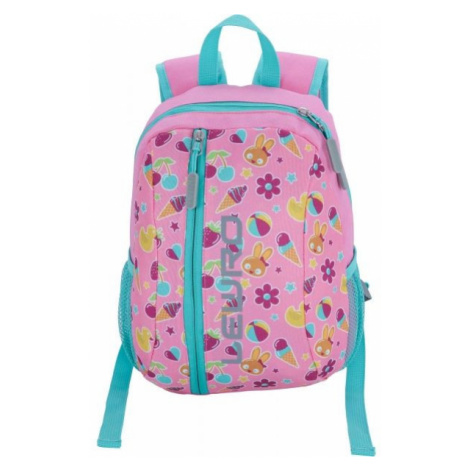 Lewro CHILL 7 pink - Children's backpack