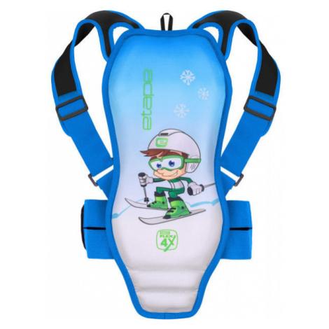 Etape BACKBONE blue - Children's spine protector