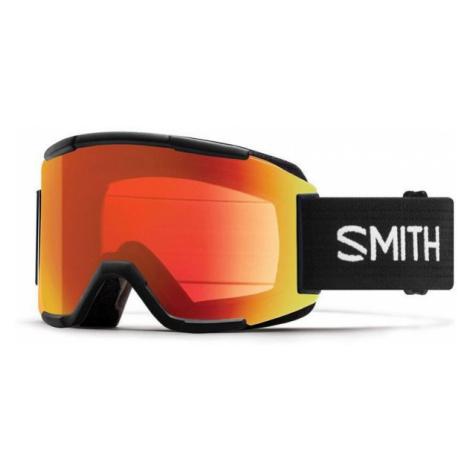 Smith SQUAD +1 black - Unisex downhill ski goggles