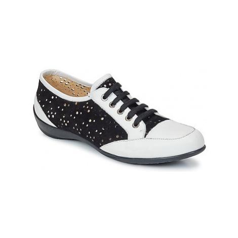 Alba Moda LOTANE women's Shoes (Trainers) in Black
