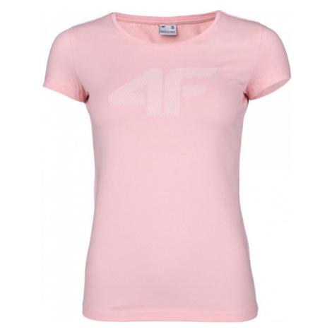 4F WOMEN´S T-SHIRT - Women's T-shirt