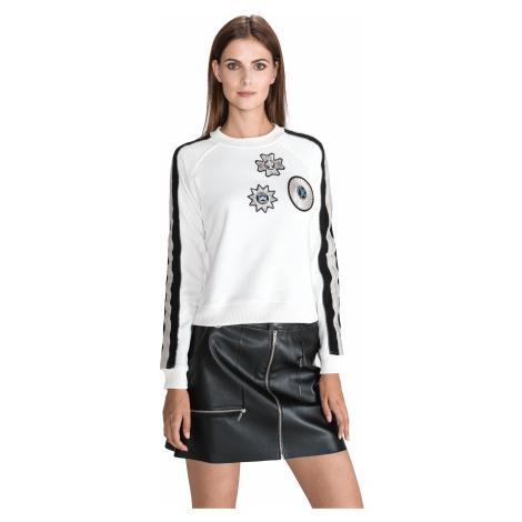 Just Cavalli Sweatshirt White