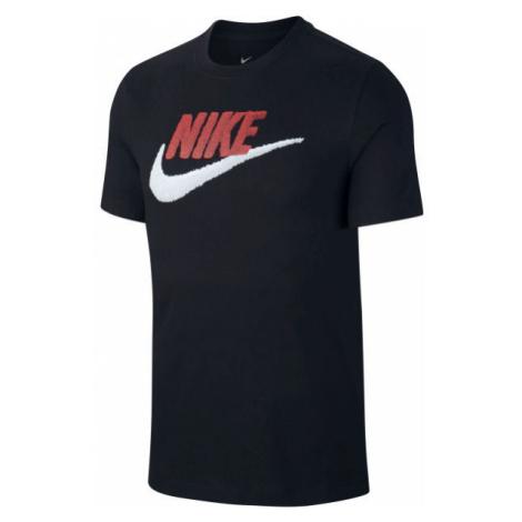 Nike NSW TEE BRAND MARK black - Men's T-shirt