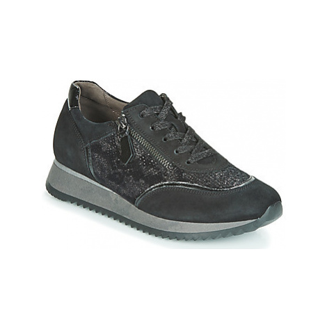 Gabor 3633537 women's Shoes (Trainers) in Black