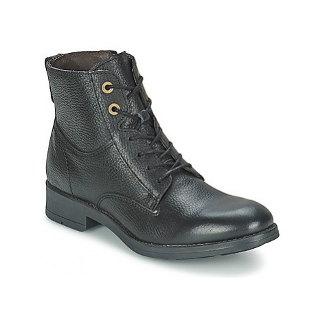 Casual Attitude GUINELLE women's Mid Boots in Black