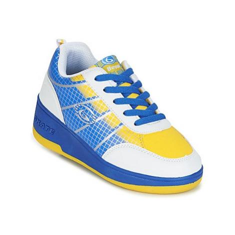 BEPPI LOVINO girls's Children's Shoes (Trainers) in Blue