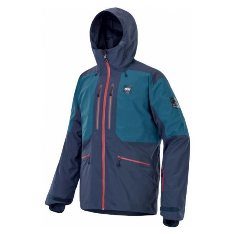 Picture NAIKOON blue - Men's winter jacket