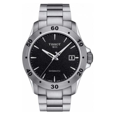 Mens Tissot V8 Swissmatic Watch T1064071105100
