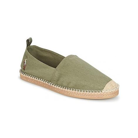 Polo Ralph Lauren BARRON men's Espadrilles / Casual Shoes in Kaki