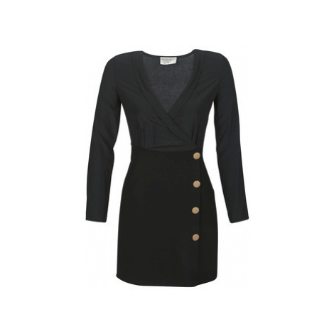 Moony Mood LUCE women's Dress in Black