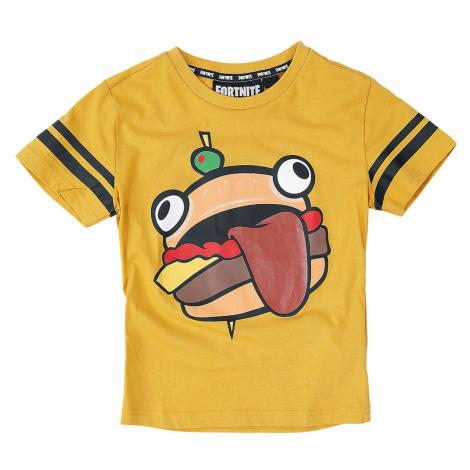Fortnite - Durrr Burger - Kids shirt - orange