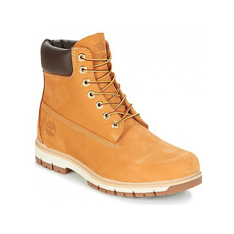 """Timberland RADFORD 6"""" BOOT WP men's Mid Boots in Beige"""