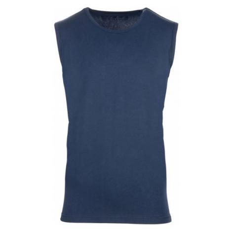 ALPINE PRO MAERAN dark blue - Men's T-shirt