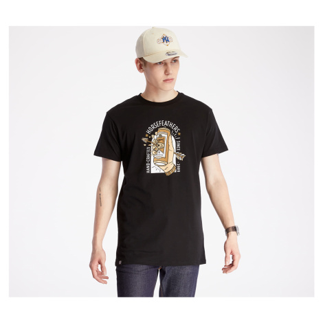 Horsefeathers Sacrifice Tee Black
