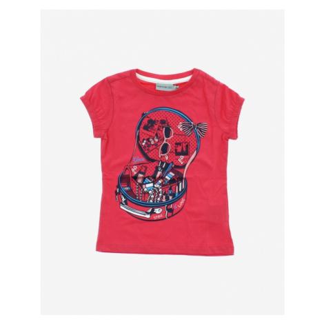 Geox Kids T-shirt Pink