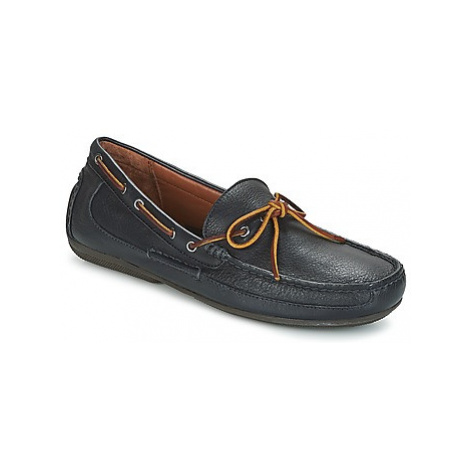 Polo Ralph Lauren ROBERTS men's Loafers / Casual Shoes in Black