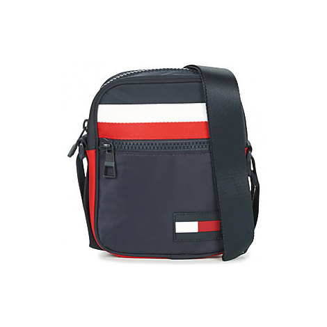 Tommy Hilfiger SPORT MIX MINI REPORTER CORP men's Pouch in Blue