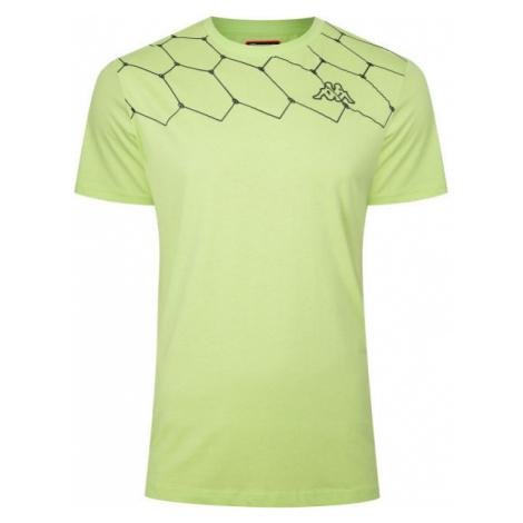 Kappa LOGO AREBO green - Men's T-Shirt