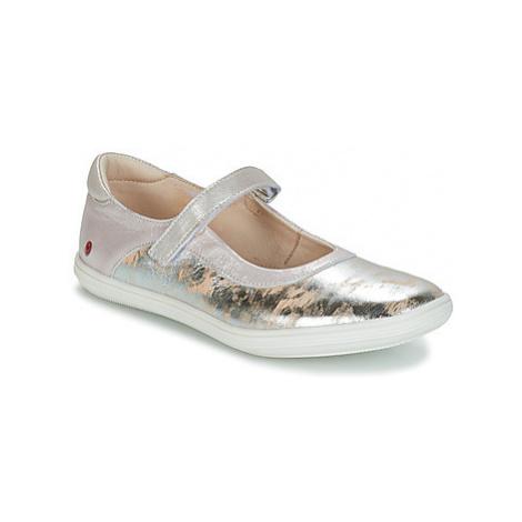 GBB PLACIDA girls's Children's Shoes (Pumps / Ballerinas) in Gold