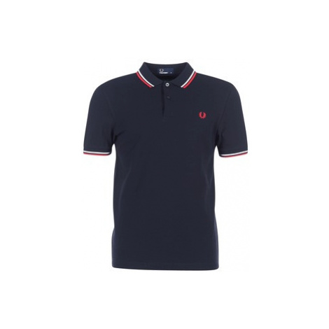 Fred Perry M3600 men's Polo shirt in Blue