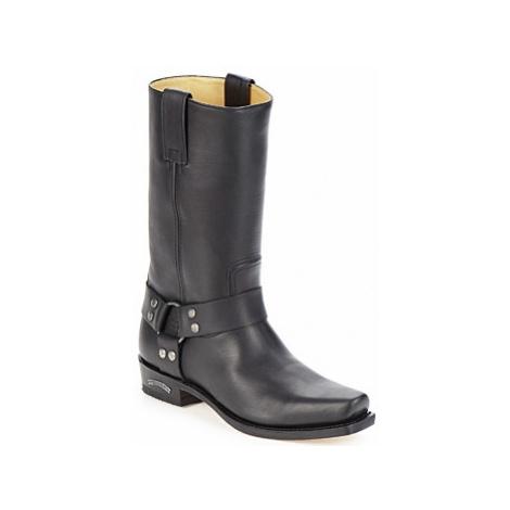Sendra boots EDDY men's High Boots in Black
