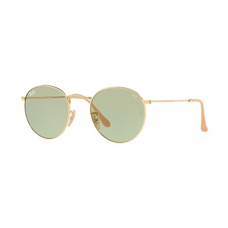 Ray-Ban RB3447 Round Flash Sunglasses