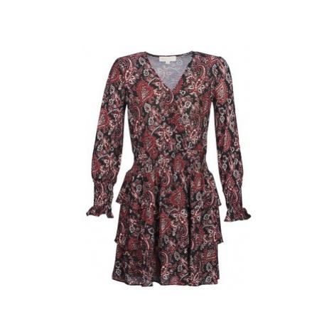 MICHAEL Michael Kors SWTHRT PAISLY women's Dress in Multicolour