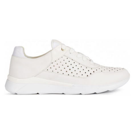 Geox D HIVER white - Women's leisure shoes