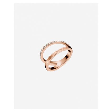 Calvin Klein Outline Ring Gold