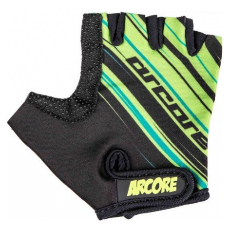Arcore ZOAC black - Kids' cycling gloves