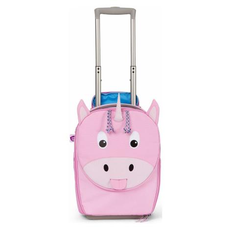 suitcase Affenzahn Ulrike Unicorn - Pink/Rose/Purple - kid´s