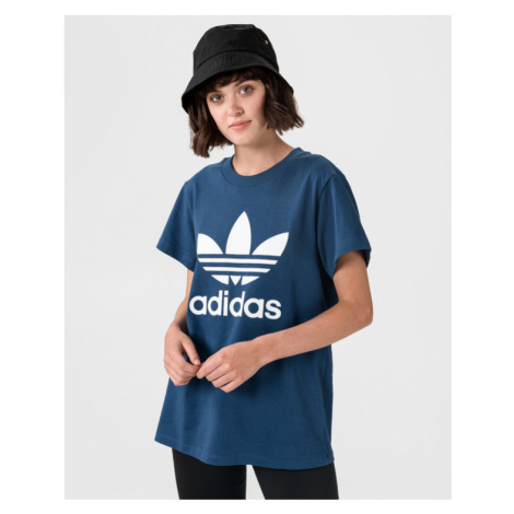 adidas Originals Boyfriend Trefoil T-shirt Blue